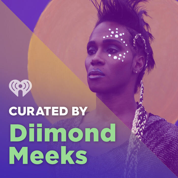 Curated By: Diimond Meeks