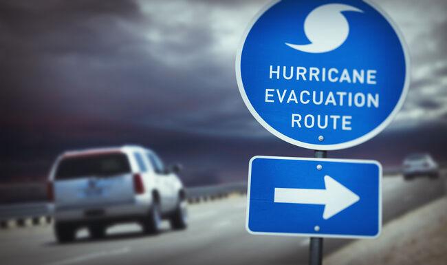 Hurricane Getty RF