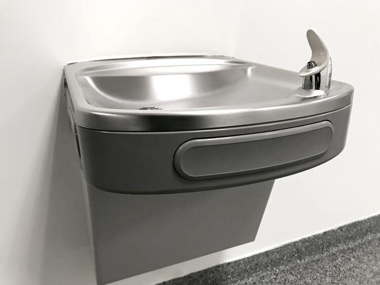 Water fountain Getty RF
