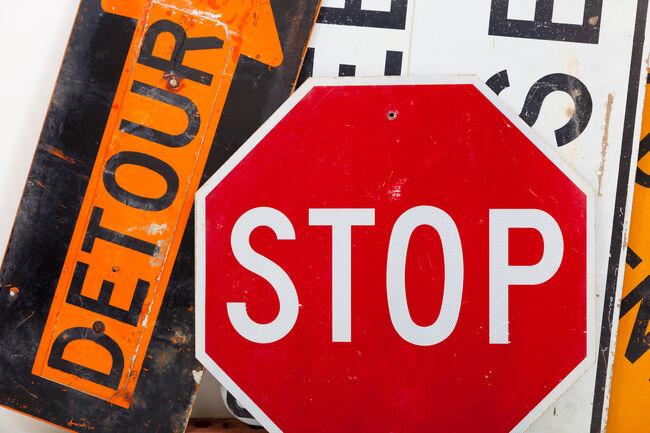 Road Signs Getty RF