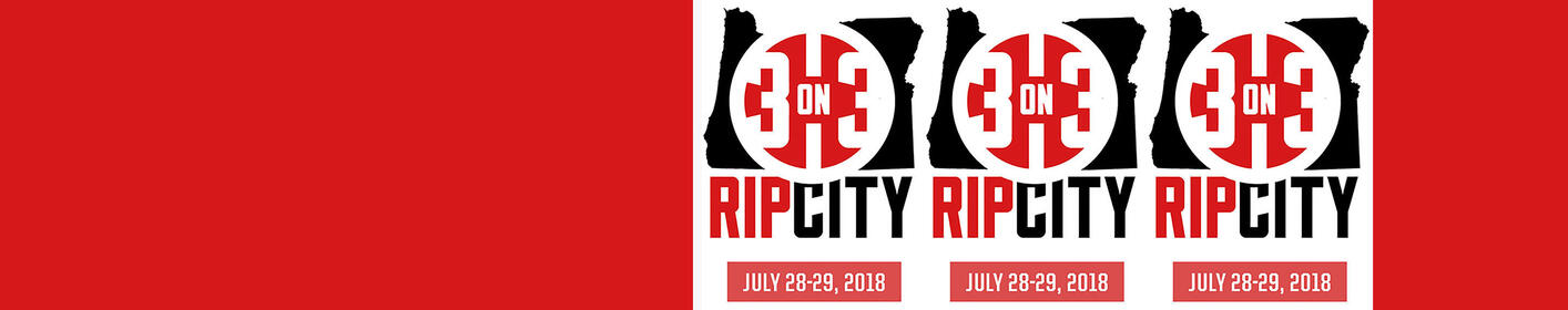 Enter daily to win a Rip City 3-on-3 registration for your team!