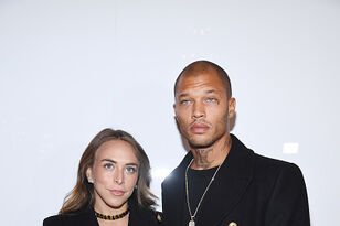 'Hot Felon' Jeremy Meeks Has Baby Boy With Heiress Chloe Green