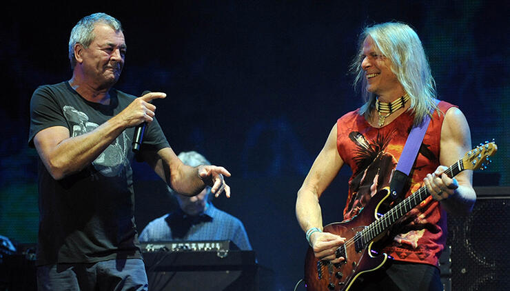 Steve Morse Says Deep Purple Is Not Retiring After Farewell Tour
