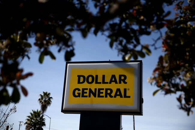 Dollar General Getty