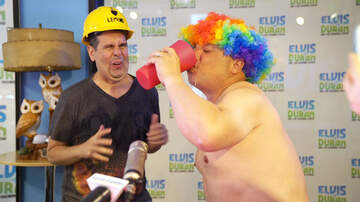 Elvis Duran - The Most Disgusting Way To Make Lemonade (Watch)