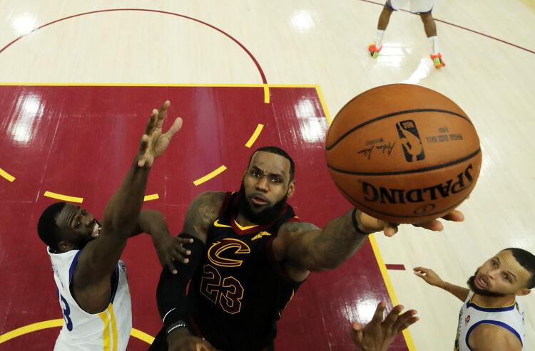 LeBron, NBA Finals