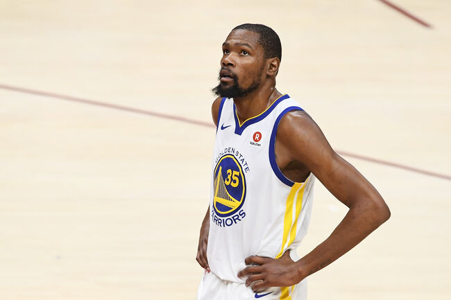 Kevin Durant's own words prove him a guy who will always look to others to make him comfortable enough to be great