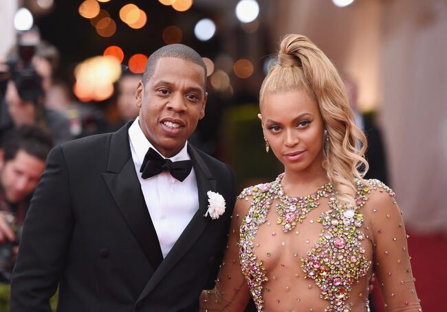 Jay Z and Beyonce 'China: Through The Looking Glass' Costume Institute Benefit Gala