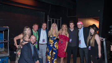 - PHOTOS: The KDWB Crew at KDWB Star Party