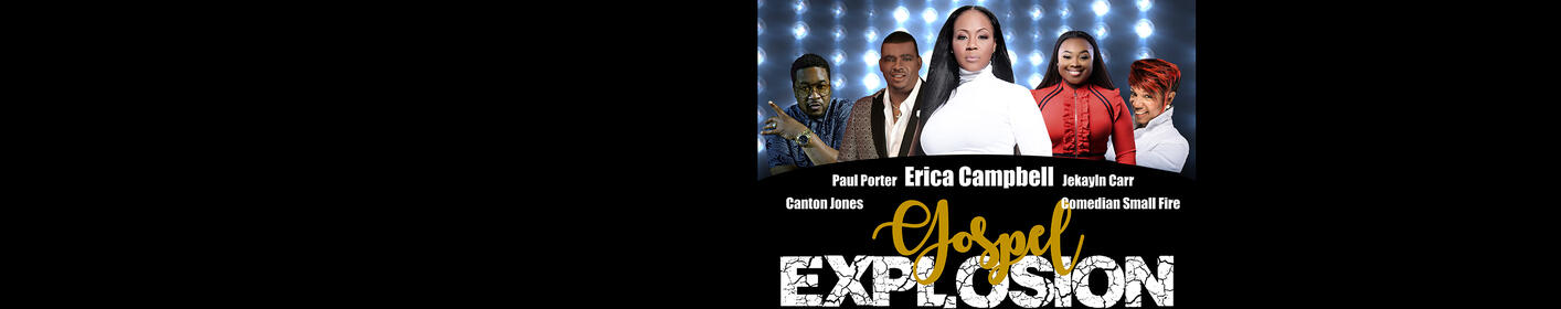 Listen to win your tickets to Gospel Explosion!