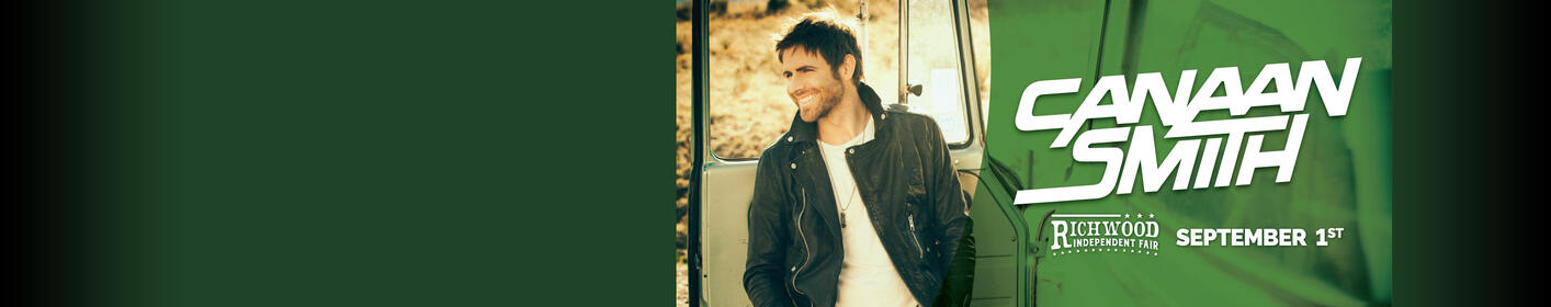 Listen to Win Canaan Smith Tickets