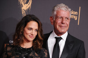 Anthony Bourdain's Girlfriend Asia Argento Mourns Late Chef