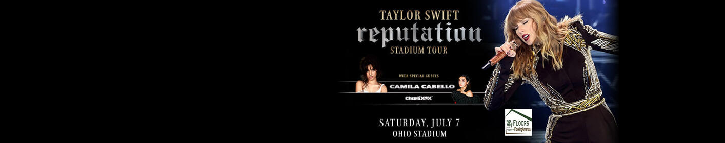 Win Tickets To See Taylor Swift