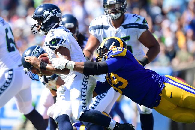 New Rams uniforms, Aaron Donald