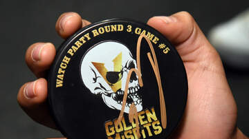 Vegas Golden Knights - Help Contribute To Las Vegas History With Your Golden Knights Memorabilia