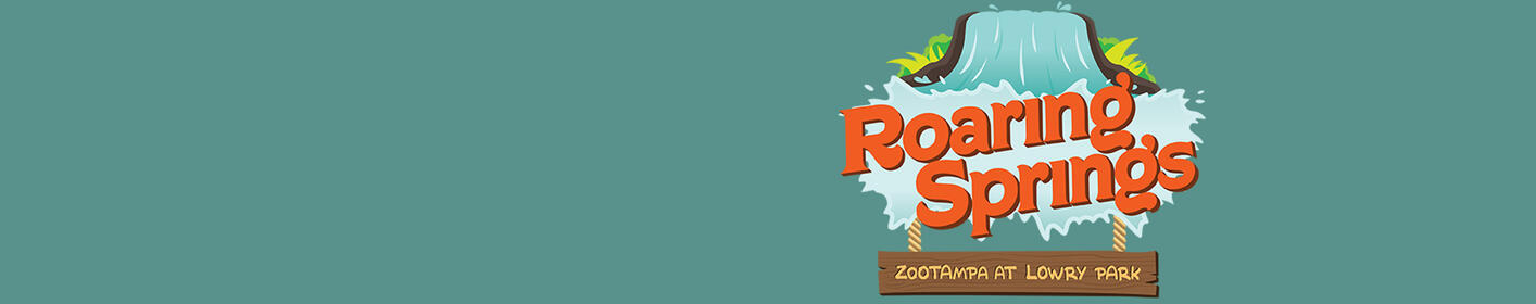 Register to win tickets to experience Roaring Springs at ZooTampa!
