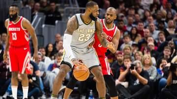 The Bottom Line with Jones & Braddock - Breaking Down the Latest LeBron, Rockets Rumors