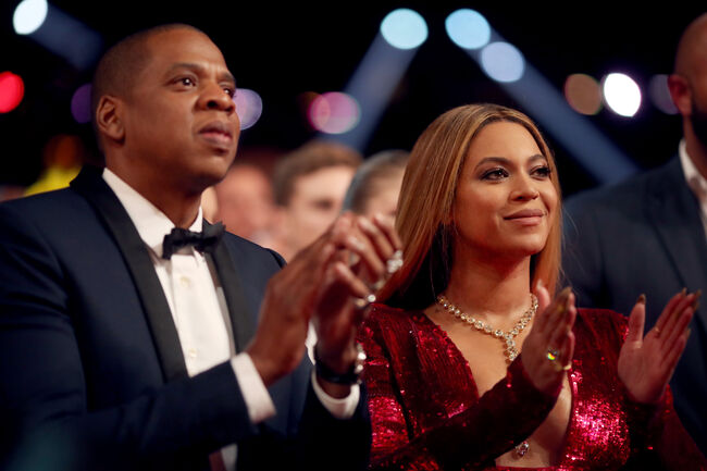JAY AND BEY