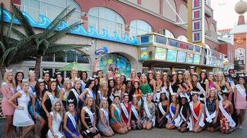 Mel Andrews - Miss America - competition or pageant?
