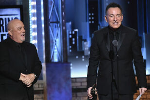 Bruce Springsteen Performs, Receives Big Honor At The 2018 Tonys