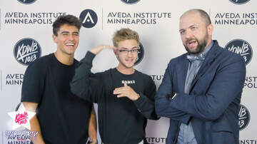 None - WATCH: Jack & Jack with Steve-o at KDWB Star Party