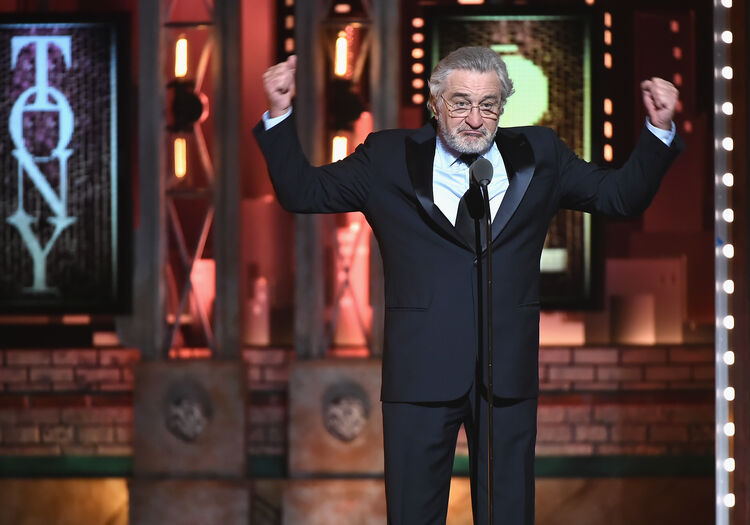 Photo:Getty Images North America 2018 Tony Awards - Show