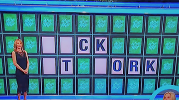 Weird News - This Wheel Of Fortune Puzzle Had Everyone Thinking It Was NSFW
