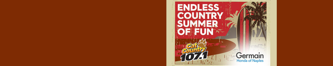 Endless Country Summer of Fun | Win Each Week this Summer!