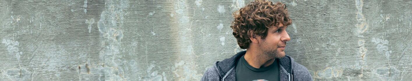Register to win a Billy Currington Ultimate Fan Package