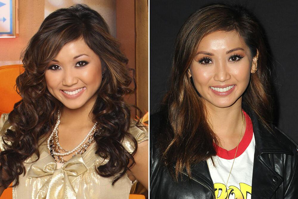 Then Now 20 Disney Channel Stars Iheartradio