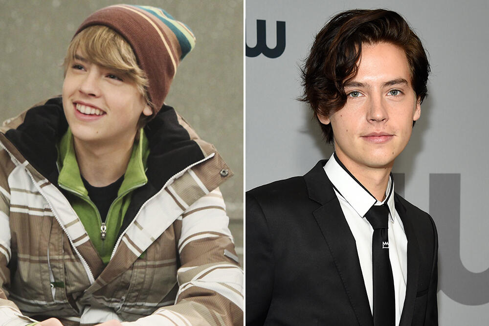 "Cole Sprouse still gets recognized for ""Suite Life"" even ... 