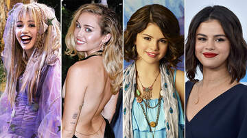 Pop Pics - Then & Now: 20 Disney Channel Stars