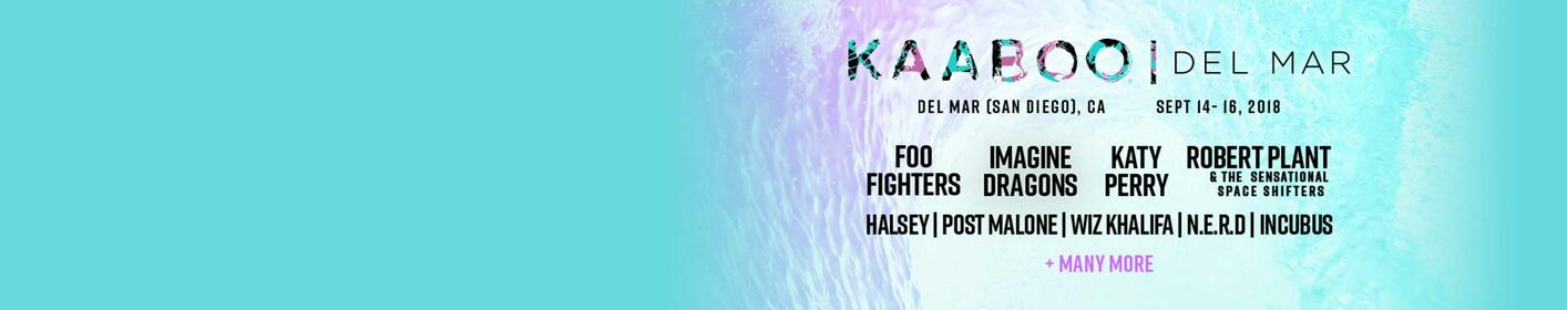Win A Trip To See Art + Music + Comedy At KAABOO In Del Mar, CA