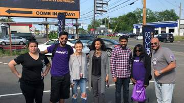 Photos - The Beat Street Team at Metro PCS