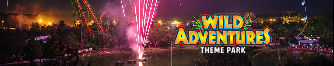 Win tickets to Wild Adventures!