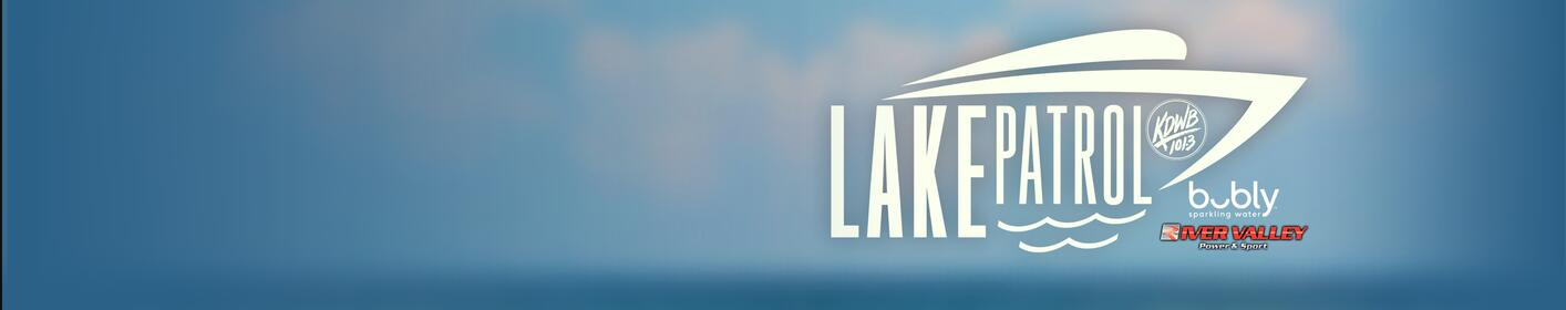 Join the 101.3 KDWB Lake Patrol on Lake Minnetonka this summer! Check out the schedule!