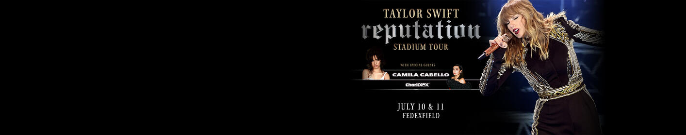 Win Tickets To See Taylor Swift At FedEx Field!