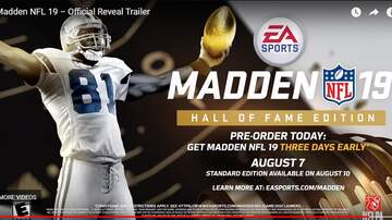 Rozak - Ready for FOOTBALL?  Madden 19 out Aug 10th