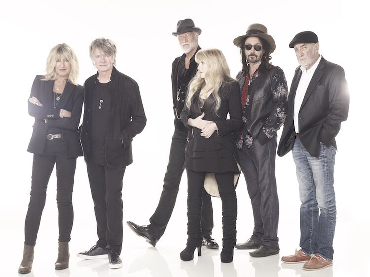 Fleetwood Mac iHeartRadio Music Festival