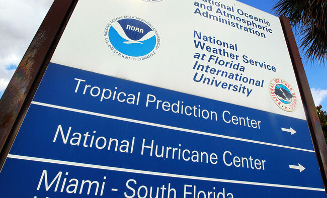 National Hurricane Center Getty