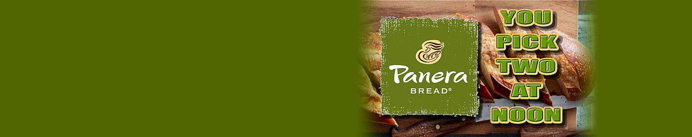 Win Panera Pick Two AND Pick Your Songs