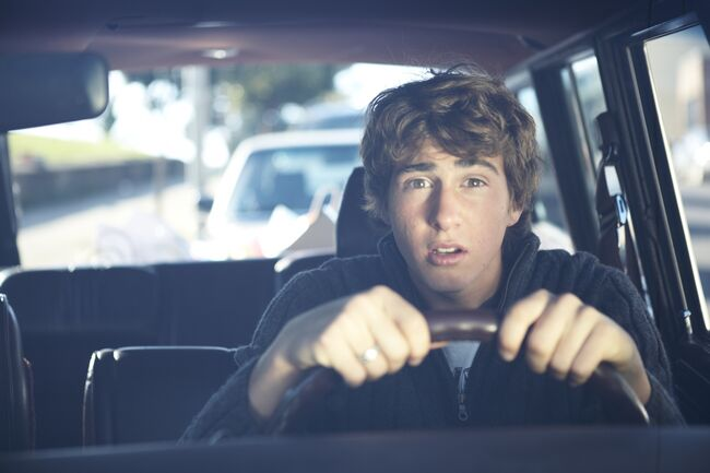 Teen Driver-Getty Images