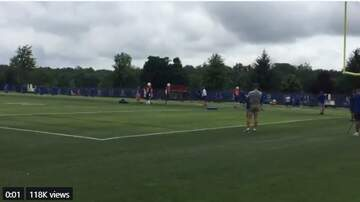 Crate - 6/12: Vid of Andrew Luck Throwing Appears on Twitter