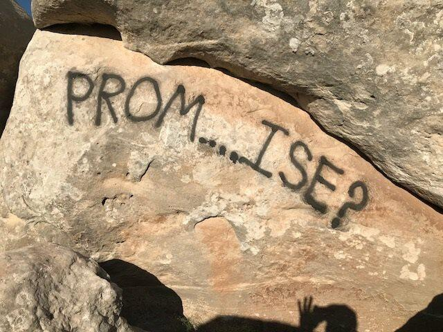 promposals take toll on national monuments in Colorado