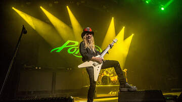 Photos - Poison at Riverbend Music Center