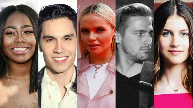 Macy's iHeartRadio Rising Star Final Five Finalists