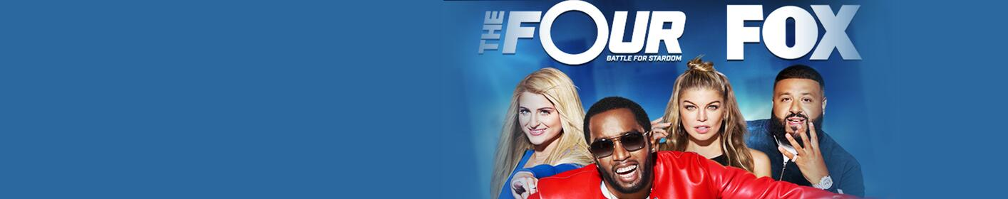 Win a Trip to the Finale of The Four: Battle for Stardom!