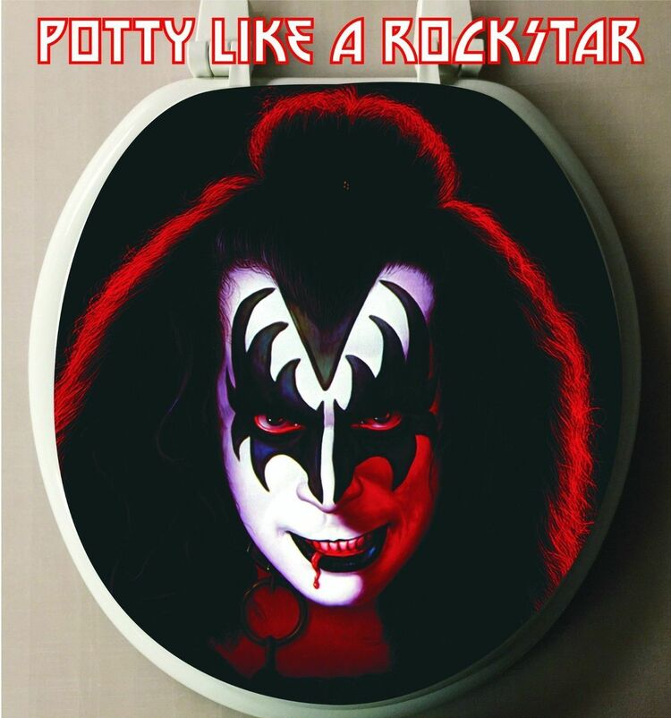 KISS Toilet Seats Now for Sale