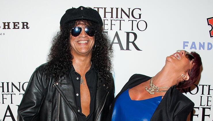 Slash Will Pay Estranged Wife $6.6 Million in Divorce Settlement