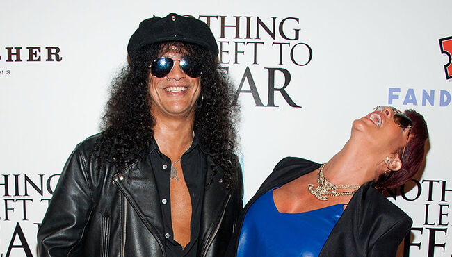 Slash Will Pay Estranged Wife $6.6 Million in Divorce Settlement